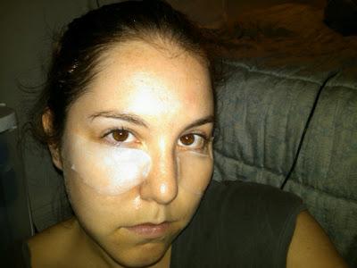 Bliss, Bliss Triple Oxygen Instant Energizing Eye Mask, eye mask, face mask, sheet mask, skin, skincare, skin care, Jamie Allison Sanders, Jamie Sanders