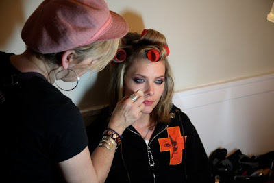 Mitzi Spallas, makeup artist, Billy Idol makeup artist, Norah Jones makeup artist, Sheryl Crow makeup artist, beauty, beauty interview, First Look Fridays