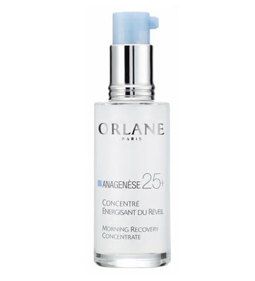 Orlane, Orlane Anagenese 25+ Morning Recovery Concentrate First Time-Fighting Serum, Orlane skincare, Orlane serum, serum, skin, skincare, skin care, giveaway, beauty giveaway, A Month of Beautiful Giveaways