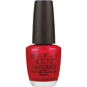 OPI, OPI Nail Polish, OPI Nail Lacquer, OPI Dear Santa, OPI Holiday Wishes, OPI Holiday 2009, nail, nails, nail polish, polish, lacquer, nail lacquer, red polish, red nails, red nail polish