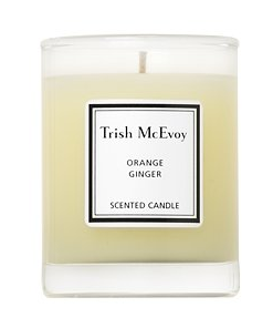 Trish McEvoy, Trish McEvoy Orange Ginger Scented Candle, Trish McEvoy candle, candle, home fragrance, citrus, citrus products, Summer's Best Citrus Products