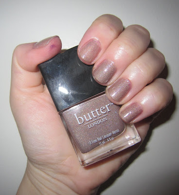 butter LONDON, butter LONDON Fall Collection, butter LONDON nail polish, butter LONDON nail lacquer, butter LONDON nail varnish, nails, swatches, butter LONDON All Hail The Queen, butter LONDON All Hail McQueen
