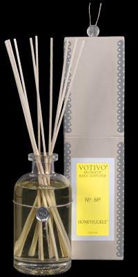 Votivo, Votivo diffuser, Votivo reed diffuser, Votivo Honeysuckle, Votivo Honeysuckle Reed Diffuser, diffuser, home fragrance, Votivo home fragrance