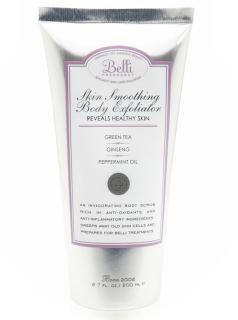 Belli Skincare, Belli Skincare Skin Smoothing Body Exfoliator, body scrub, skin, skincare, skin care