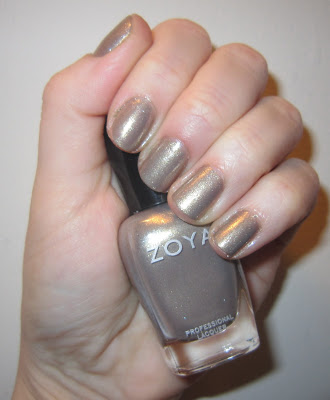 Zoya, Zoya Jules, Zoya Nail Polish, Zoya Intimate Spring 2011 Nail Polish Collection, Zoya Jules Spring 2011 Intimate Nail Polish Collection, nail, nails, nail polish, polish, lacquer, nail lacquer, mani, manicure, mani of the week
