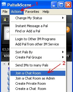 Paltalk Messenger Step:- 4