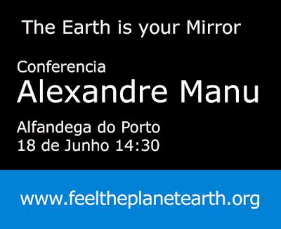 Conferência de Alexandre Manu