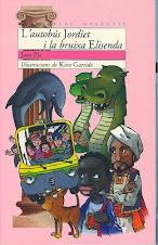 L'autobús Jordiet i la bruixa Elisenda
