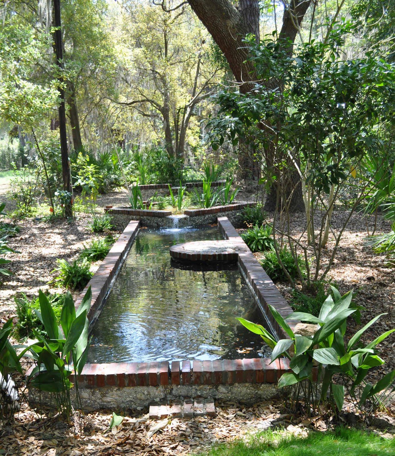 Bog frederick frederick residential architects for Koi pond bog filter