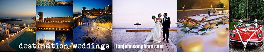 DESTINATION WEDDINGS PHOTOGRAPHER | IAN JOHNSON PHOTOGRAPHY