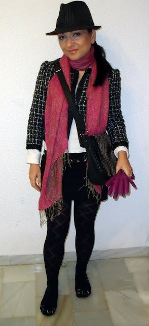 outfit-con-borsalino
