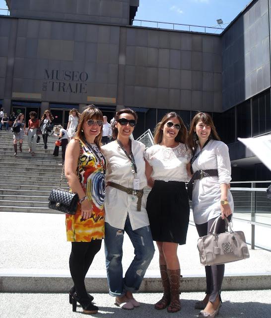 Jornadas Blogs de Moda en el Museo del Traje