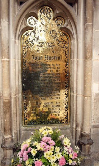 tumba-de-jane-austen-en-catedral-de-winchester