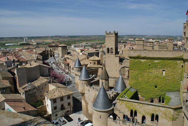 vistas+castillo+palacio+olite