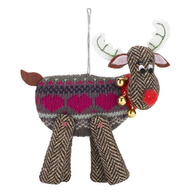 Fairisle+Reindeer+Decoration