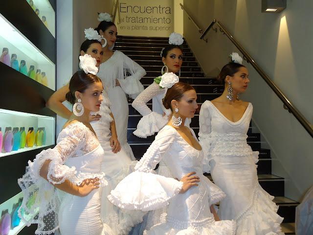 flamencas_en_sephora_sevilla