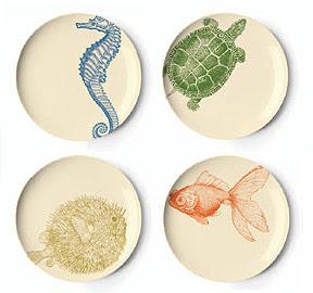 Thomas Paul Dessert Plates