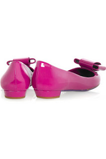 pink sassy shoes