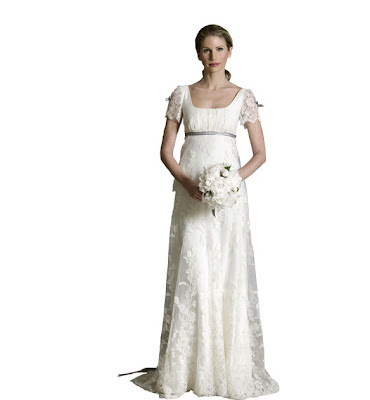 bridal gown trend 2009 by carolina harrera picture2