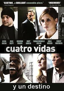 Cuatro vidas Poster