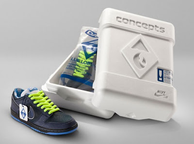 Concepts x Blue Lobster Nike SB Dunk Low Premium A Detailed Look June 2009 dbda61917