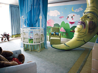 Paintingbaby Room on Girl Room Themes  Baby Room Painting