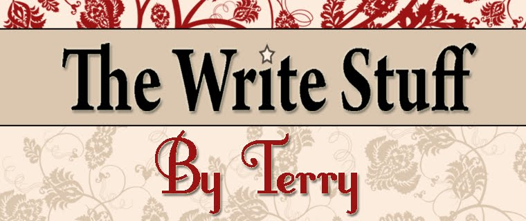 The Write Stuff by Terry
