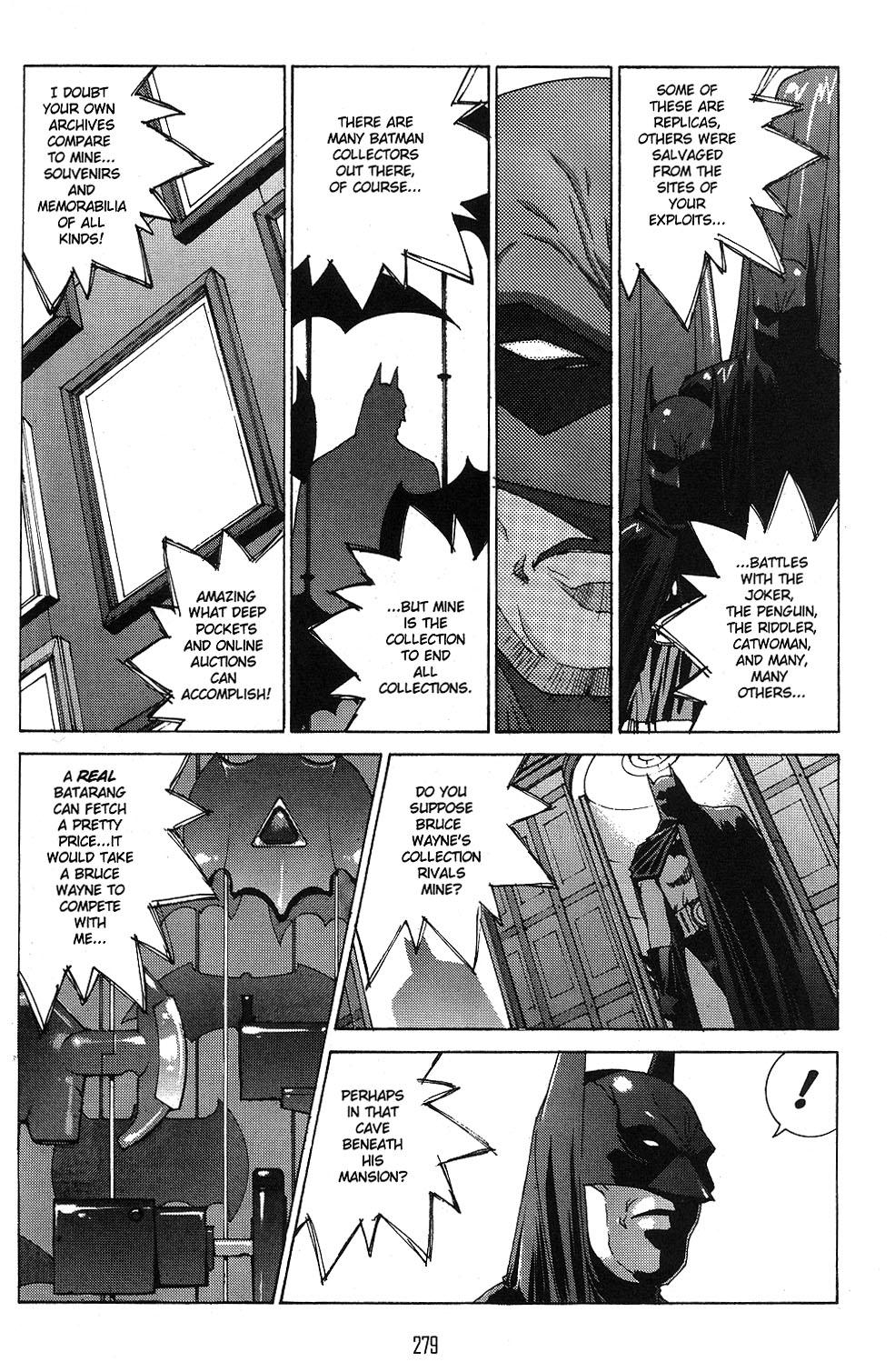 Read online Batman: Child of Dreams comic -  Issue # Full - 265