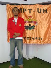 KETUA  UMUM HMPT-UH 2007-2008