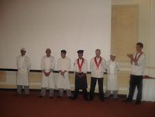 Brigada de cocina Club de la Unión
