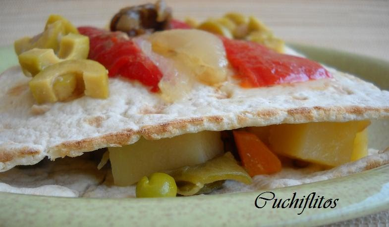 Cuchiflitos ensalada de patata y judias verdes new look - Ensaladas con pocas calorias ...
