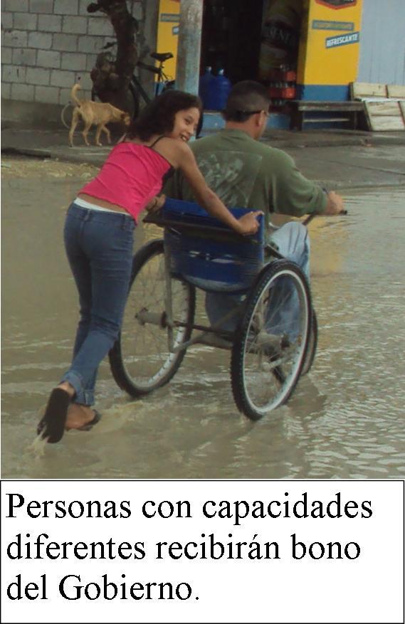 Inscripciones Bono De Desarrollo Humano Para Discapacitados 2015 ...