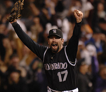 Sports club todd helton for Todd helton