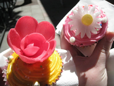 Cupcakes from Cosmen & Keiless, Madrid