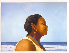 Zenaida Marina. 1995. Óleo sobre tela. 150 x 200 cms.