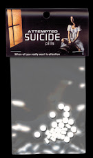 ATTEMPTED SUICIDE PILLS