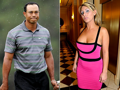 Is A Self Described Porn Queen If That Title Isnt Enough James Recently Revealed That She Strongly Believes She Had A Baby With Tiger Woods