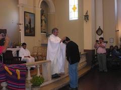 Postulante Dominico; Francisco Pacheco.