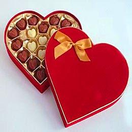 Valentine Chocolate from Web Jack