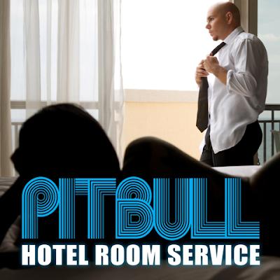 Pitbull-Hotel Room