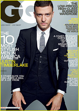 justin timberlake fashion