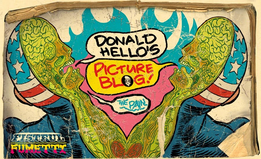 Donald Hello studio