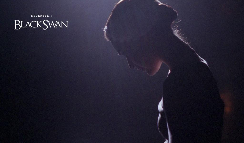 black swan movie wallpaper. 2) BLACK SWAN --Natalie