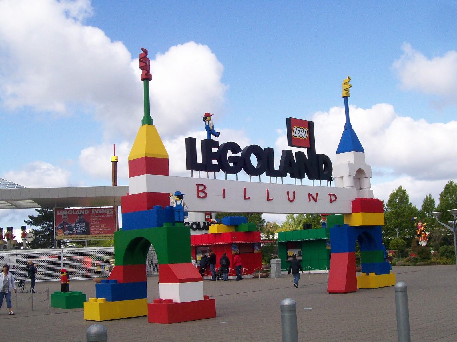 Tots In Tow Legoland Billund