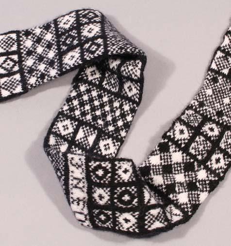 Braw Doocot: Sanquhar Knitting Patterns