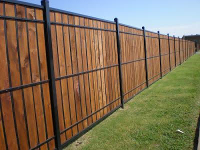 1928 tudor fence ideas Tudor style fence