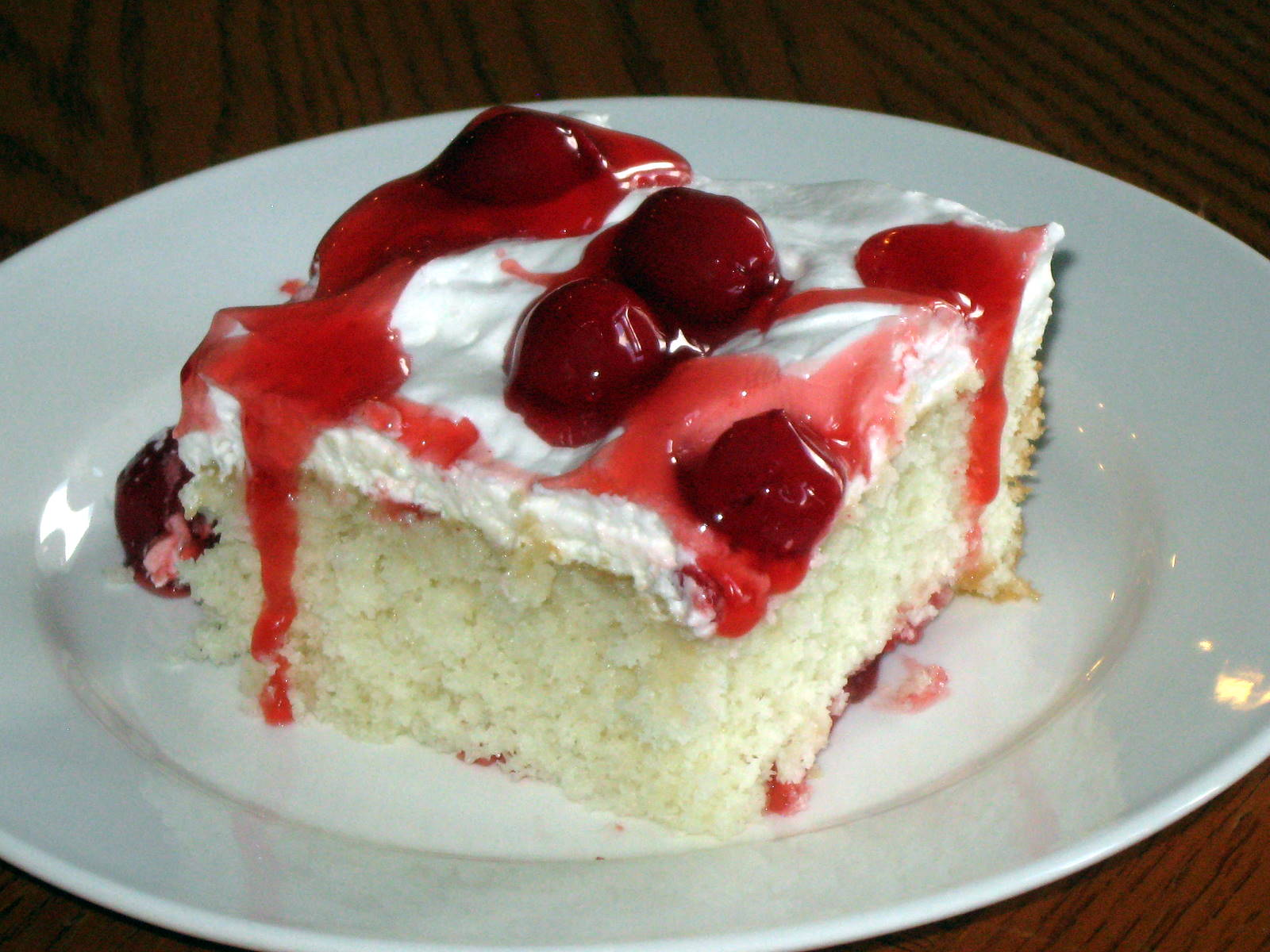 Recipes With White Cake Mix And Cherry Pie Filling