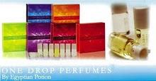 Perfume without alkohol
