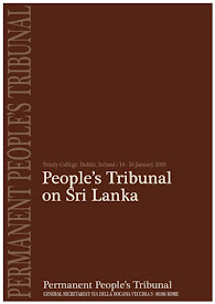 Permanent Peopls's Tribunal on Sri Lanka - Final Report