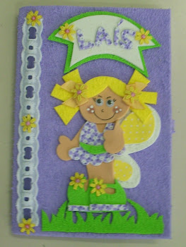 EVA  estampado com tecido floral
